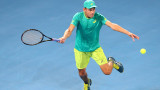 Алекс де Минор победи Тейлър Фриц на финала на Atlanta Open