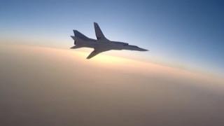 В Русия се разби бомбардировач Ту-22М3, трима загинали