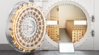 Къде се съхраняват 25% от световните златни резерви?