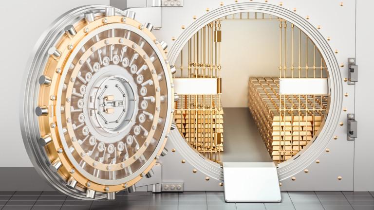 Румъния иска да си прибере златните резерви от Великобритания