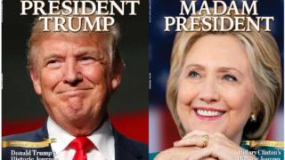 Newsweek обяви Клинтън за президент на САЩ
