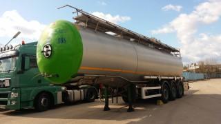 """Задържаха над 25 тона енергийни продукти на """"Дунав мост 2"""""""