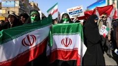 Хиляди задържани при протестите в Иран