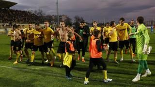 Тонев: Напълно заслужено победихме Левски