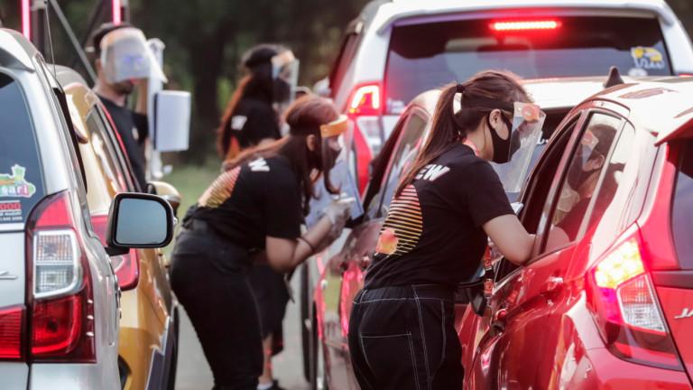 Индонезийските власти няма да отворят границите за чуждестранни туристи поне