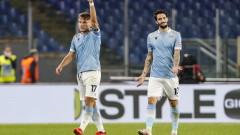 Лацио сложи край на негативната си серия в Калчото