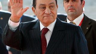 Германски лекари потвърдиха, че Мубарак е болен от рак