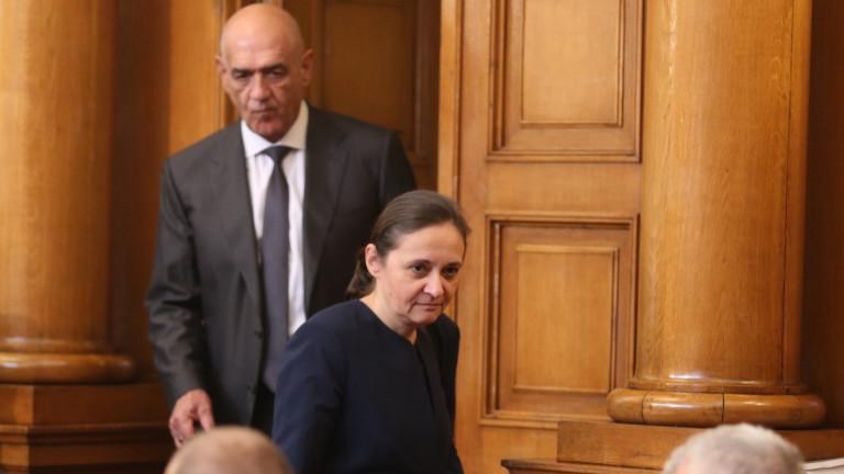 Парламентът дебатира почти два часа върху бюджета на НЗОК за
