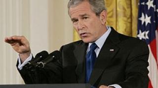 Буш: Ал Кайда провокира насилието в Ирак