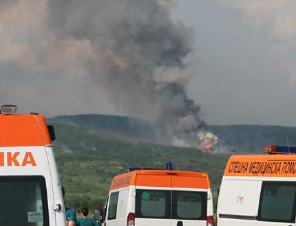 Неподготвена комплексна експертиза отложи делото за взривовете край Петолъчката