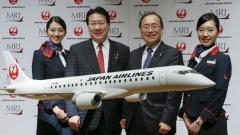 Mitsubishi хвърли ръкавицата на Embraer и Bombardier