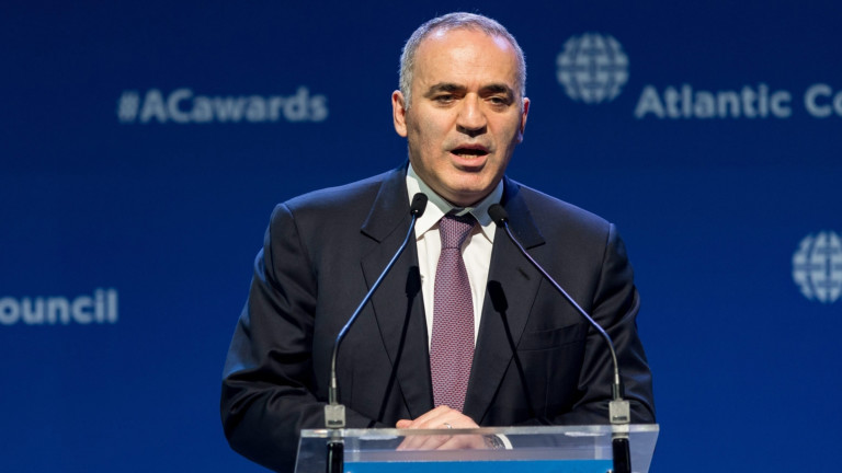 И Гари Каспаров поздрави Хърватия