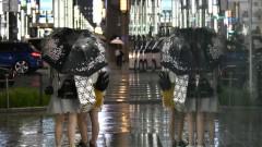 Десетки изчезнали след наводнения в Япония