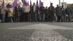 """Работници от """"Кремиковци"""" отново протестират"""