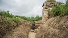 Боеве в Нагорни Карабах