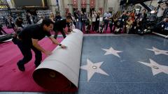 Колко са звездите на холивудската Алея на славата?