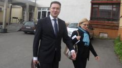 Фалстарт на делото срещу бившия външен министър Даниел Митов