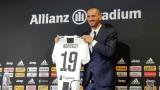 Бонучи подписва нов договор с Ювентус
