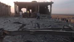 Кървав атентат близо до сирийско ГКПП