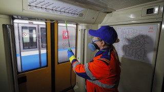Голям ръст на заразените с коронавируса в Русия, общо вече са 658 души