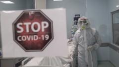 Един от обявените за персона нон грата руски дипломати е с коронавирус