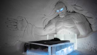 Хотел от лед в стил Game of Thrones