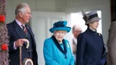 Кралица Елизабет II е в изолация, след като се видяла с принц Чарлз
