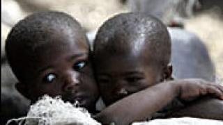 Опасност от епидемия на холера в Конго
