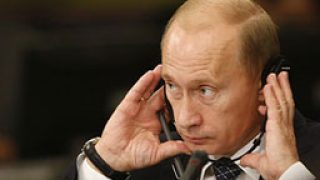 Шест документа чакат подписа на Путин в България