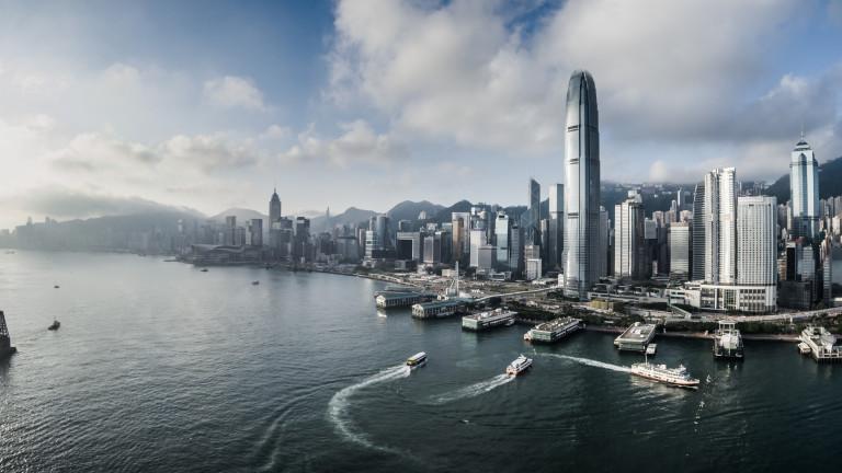 Хонконг планира да построи изкуствен остров за най-малко 79 милиарда