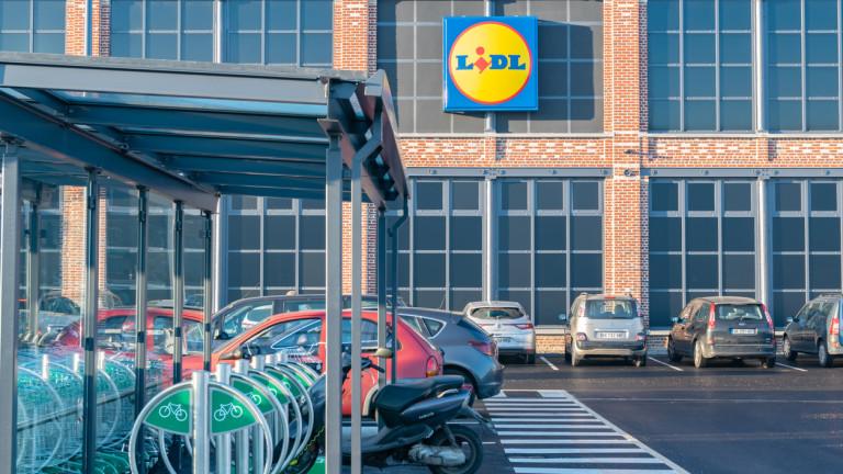 Снимка: Верига супермаркети, която оперира и у нас, изгражда най-големия фотоволтаичен парк в Ирландия