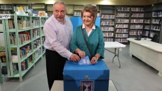 Невиждано висока избирателна активност от над 30 години в Израел