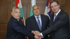 България носи голямата отговорност като външна граница на ЕС с Турция, твърди Борисов