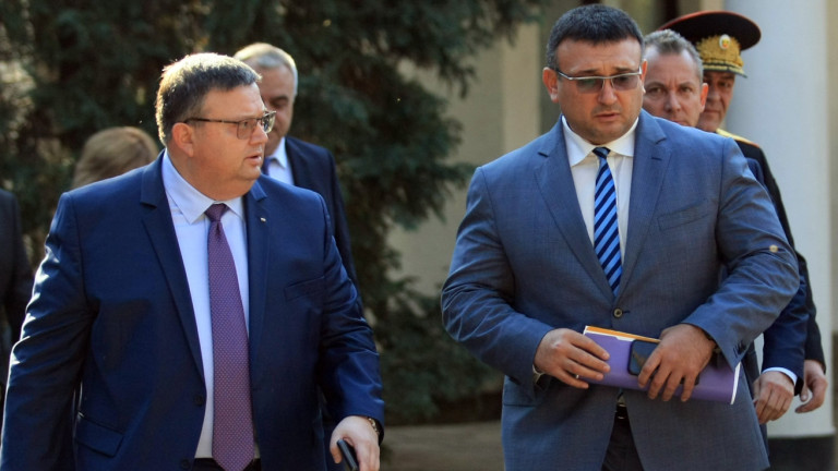 Цацаров и Маринов отложиха срещата за условията в арестите