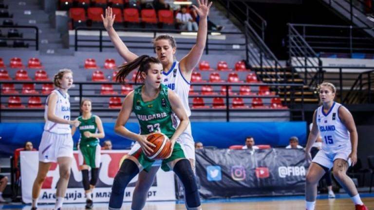 Българският национален отбор по баскетбол за девойки до 18 години