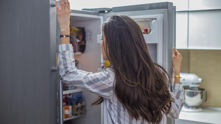 Как да поддържаме правилната температура в хладилника