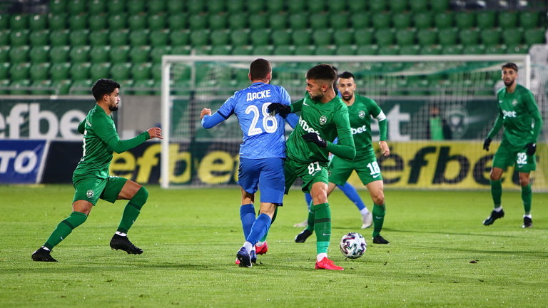 Лудогорец с 15 поредни мача без загуба от Левски при голова разлика 24:6