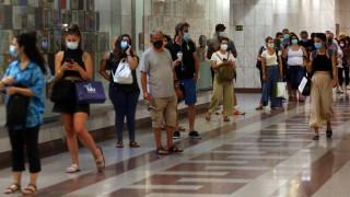 Над 4200 Covid заразени за ден в Гърция