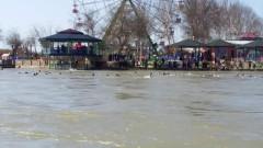 Най-малко 65 удавени при потъване на ферибот в река Тигър до Мосул