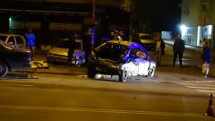 Катастрофа в Благоевград прати 2 жени в болница