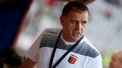 Акрапович: Все още не мислим за Левски, радвам се, че имаме човек като Гонзо в клуба
