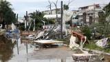МВнР съветва българите да следят прогнозите за нови бури в Гърция
