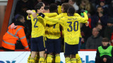 Младата генерация класира Арсенал напред във ФА Къп