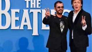 "Пол Маккартни и Ринго Стар представиха филм за ""Бийтълс"""