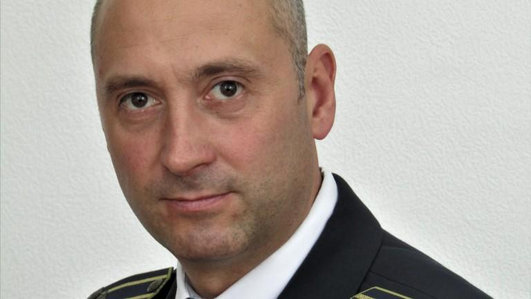 Назначиха полк. Бойко Василев за заместник-началник на Националната служба за охрана