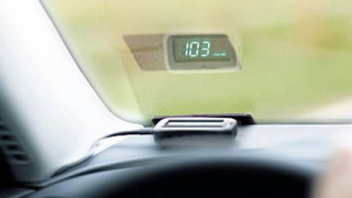 Head-up дисплей за автомобили