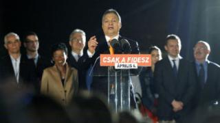 Официално: партията на Орбан е с конституционно мнозинство