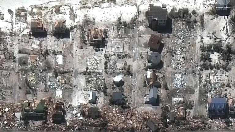 """29 души са загинали от урагана """"Майкъл"""" в САЩ"""