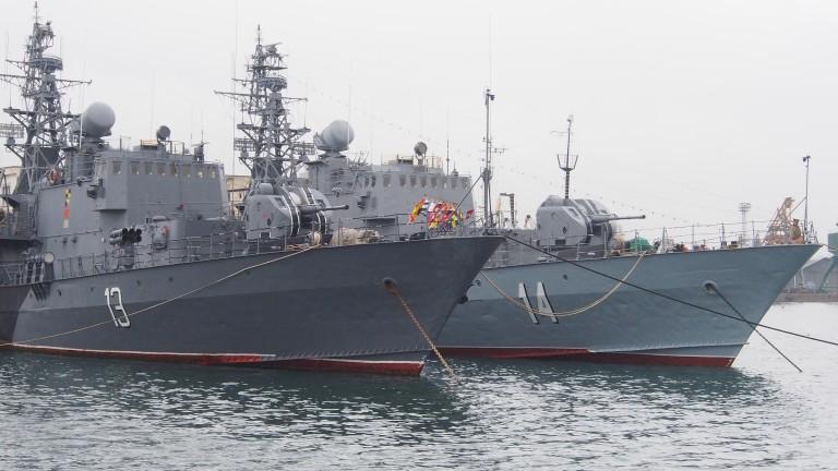 2023 година идва първият нов кораб за ВМС