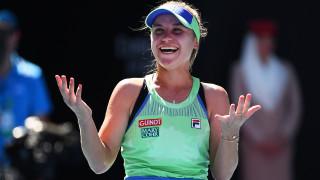 София Кенин разплака Австралия, след като отстрани на полуфиналите номер 1 в света Ашли Барти!